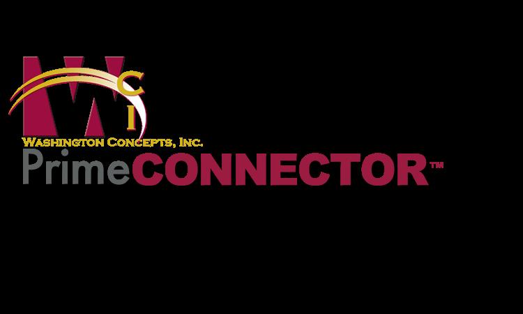 Washington Concept Incorporation Prime Connector Logo
