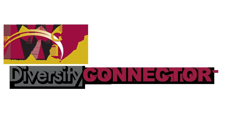 Washington Concept Incorporation Diversity Connector Logo