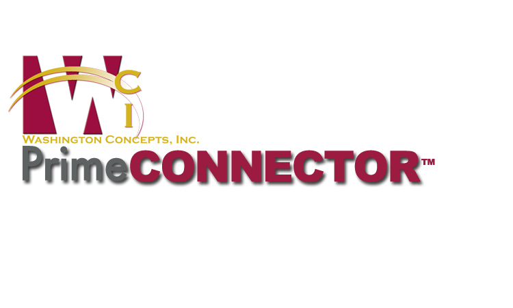 Washington Concept Incorporation Prime Connector Logo